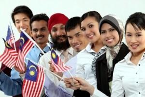 multi racial malaysia