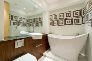small-bathtub-malaysia-Bathroom-Contemporary-with-bathroom-tile-freestanding-bathtub