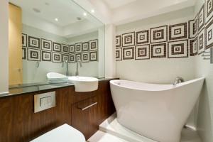 small-bathtub-malaysia-Bathroom-Contemporary-with-bathroom-tile-freestanding-bathtub