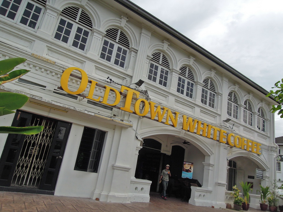 Ipoh Oldtown White Coffee